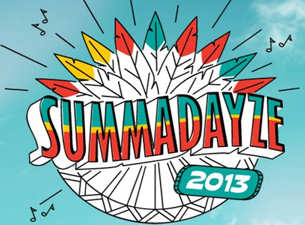 Summadayze Tickets