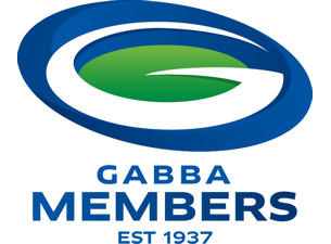 Gabba Members Tickets