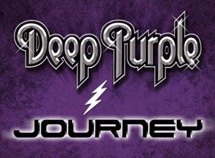 Deep Purple & Journey Tickets