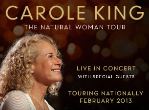 Carole King Tickets