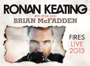 Ronan Keating Tickets