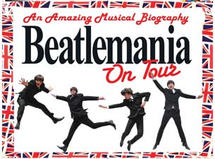 Beatlemania Tickets