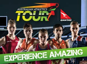 Australian Athletics Tour Tickets