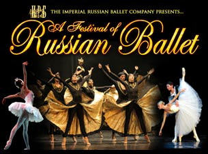 Festival Of Russian Ballet Tickets