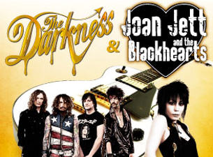 The Darkness and Joan Jett Tickets