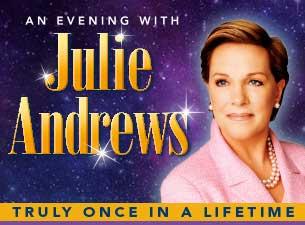 Julie AndrewsTickets