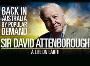 Sir David Attenborough Tickets