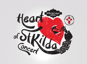 Heart of St.Kilda Concert 2013 Tickets