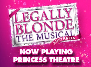Legally Blonde Tickets