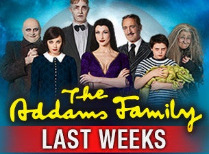 The Addams Family (Australia) Tickets