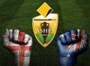 Commonwealth Bank Ashes Series Tickets