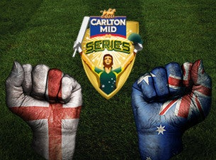 Carlton Mid ODI Series Tickets