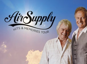 Air Supply Tickets