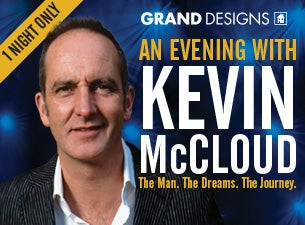 Kevin McCloudTickets