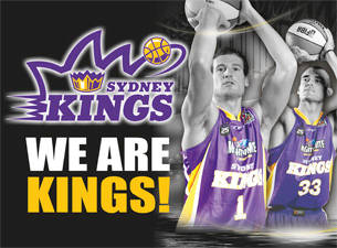 Sydney Kings Tickets