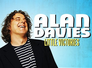 Alan Davies Tickets