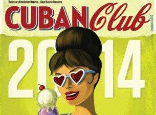 Cuban Club Tickets