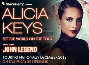 Alicia Keys Tickets