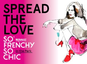So Frenchy So Chic Tickets