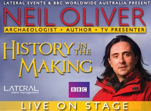 Neil Oliver Tickets