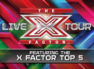 The X Factor Live Tour Tickets