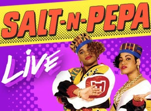 Salt N Pepa Tickets