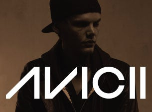 Avicii Tickets