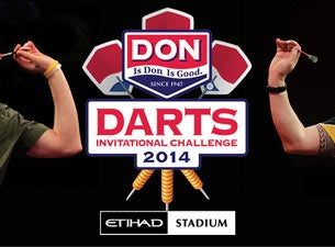 Darts Invitational Challenge Tickets