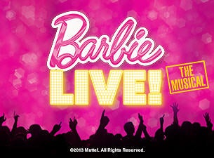Barbie Live! The Musical Tickets