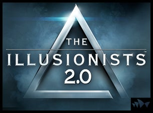 The Illusionists 2.0 Tickets