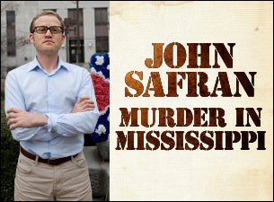 John Safran Tickets