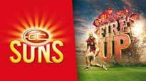 Gold Coast SUNS Tickets
