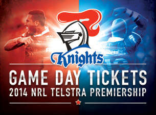 Newcastle Knights Tickets