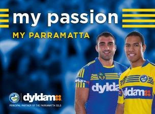 Parramatta EelsTickets
