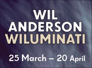 Wil AndersonTickets