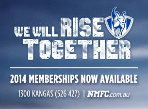 North Melbourne Tickets