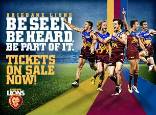 Brisbane Lions Tickets