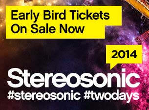 Stereosonic Tickets