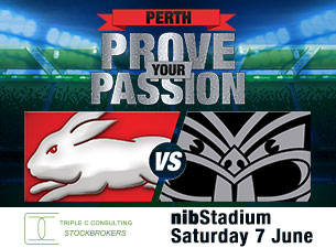 South Sydney Rabbitohs Tickets
