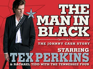 The Man In Black The Johnny Cash Story Tickets 2018 19
