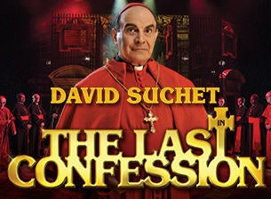 The Last Confession Tickets