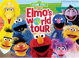 Sesame Street Presents Elmo's World Tour Tickets