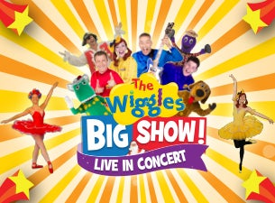 The Wiggles Tickets