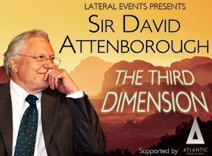 Sir David Attenborough | Live