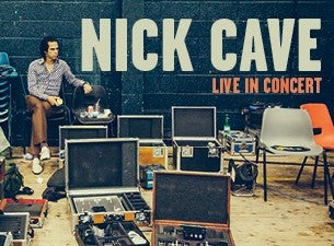 Nick Cave Tickets