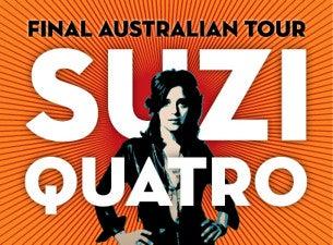 Suzi QuatroTickets