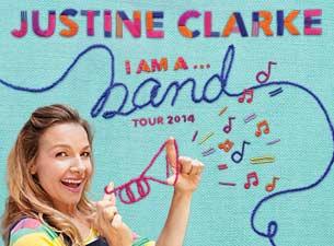 Justine ClarkeTickets