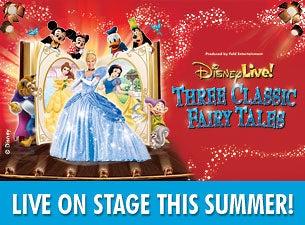 Disney Live!Tickets