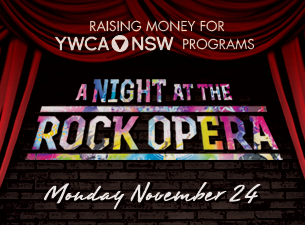 A Night At the Rock Opera Tickets