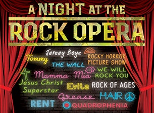 The Combined Rock Operas